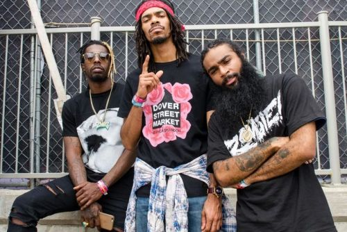 """Flatbush Zombies Announce """"See You In Hell"""" 2018 North American Tour"""