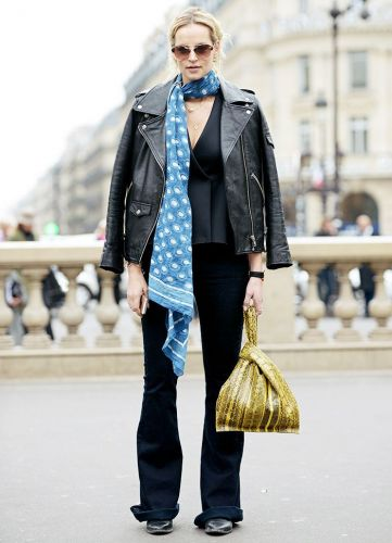 How to Wear Your Favorite Scarves in the Spring