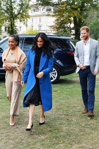 Meghan Markle's Mother Joins Her Daughter for the Launch of Her Cookbook