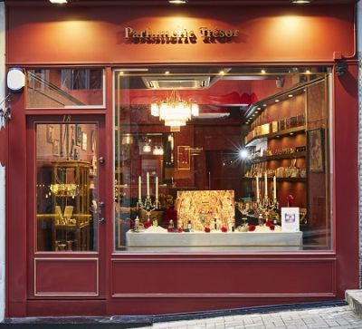 Parfumerie Trésor 3rd year anniversary celebration with new location in Hong Kong