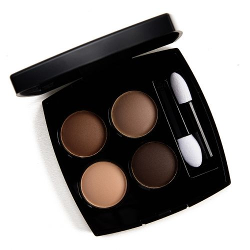 Chanel Clair-Obscur (308) Eyeshadow Quad Review & Swatches