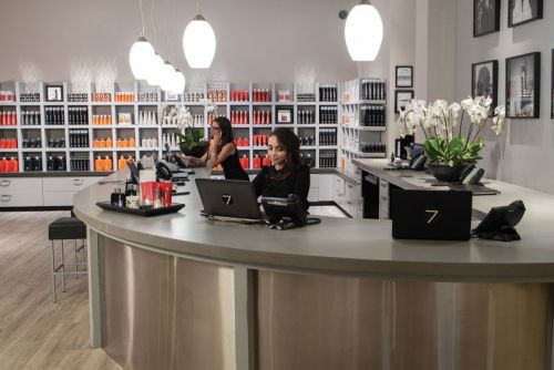 Seven Salon and Haircare Line Set New Standards of Styling Excellence