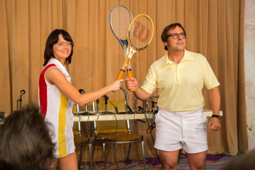 Emma Stone is an ace in tennis biopic 'Battle of the Sexes'
