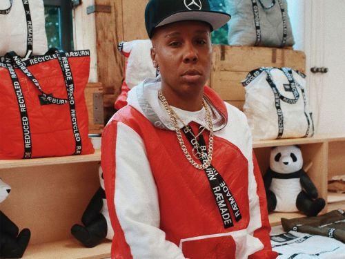 Lena Waithe On Vintage Tees, Queer Designers, And Sharing Clothes With Her Fiancé
