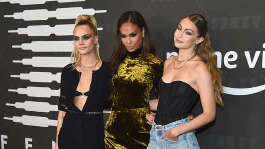 See What Kacey Musgraves, Slick Woods, Bella Hadid and More Wore to Savage X Fenty