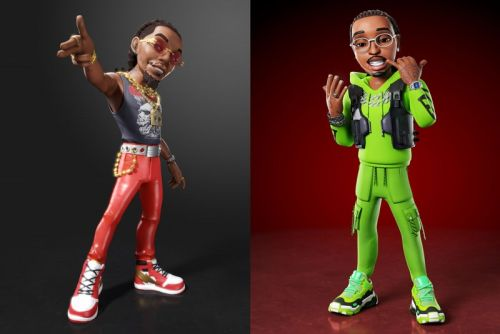 Migos Enter the Metaverse With 'Culture III'-Inspired Digital Avatars and Wearables