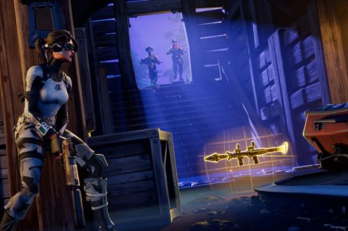 A 9-Year-Old Girl Was Sent to Rehab for Her 'Fortnite' Addiction