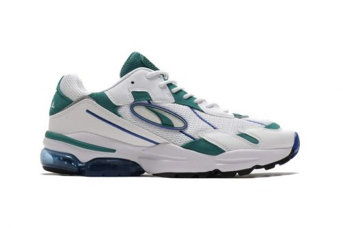 """PUMA Reimagines Its CELL Ultra OG in """"White/Teal"""" and """"Peacoat/Jaffa"""""""