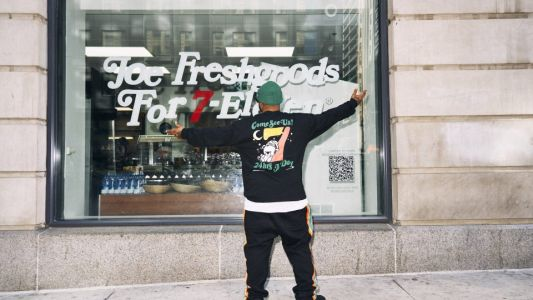 7-Eleven Partners With Designer Joe Freshgoods On Limited Edition Capsule Collection