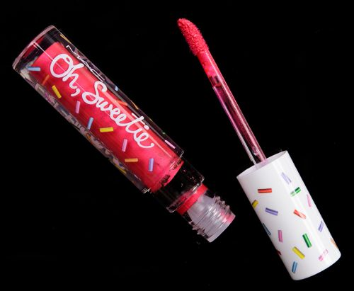 MAC Gumdrop & Strawberry Torte Oh Sweetie Lipcolours Reviews, Photos, Swatches