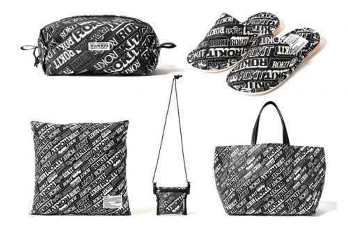 ROKIT x Medicom Bag Collection Is Now Available Online