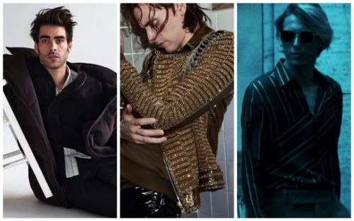 Week in Review: Jon Kortajarena, Sergei Polunin for Balmain, Jamie Campbell Bower for Fendi + More