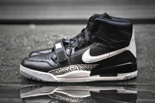 "Don C's Jordan Legacy 312 ""Black Cement"" Just Had a Surprise Release"
