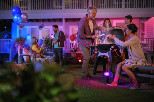 Philips Hue Introduces New Outdoor Smart Lights