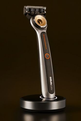 Gillette Launches First Of Its Kind Heated Razor