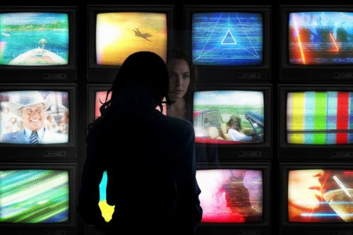 'Wonder Woman 1984' Officially Announced by Gal Gadot, Images Surface