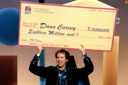 How Dana Carvey's legendary 1996 comedy show failed