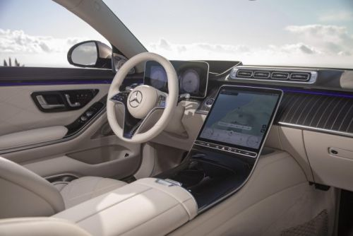 Speaking Clearly: Mercedes-Maybach S580 4Matic