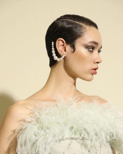 Georges Hobeika Couture SS 19 accessories georgeshobeika