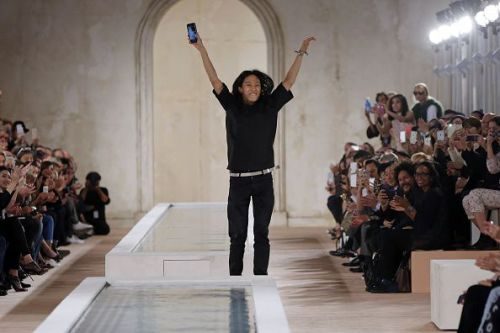 Alexander Wang is set to break with the traditional fashion week calendar