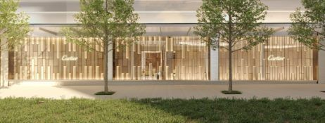 Cartier Opens Boutique at New York's Hudson Yards