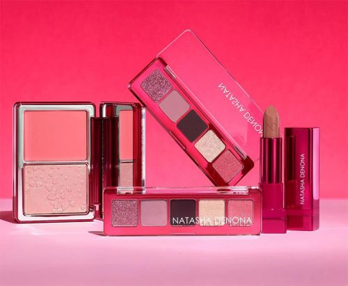 Natasha Denona Mini Love Palette + Love Cheek Duo for Spring 2021