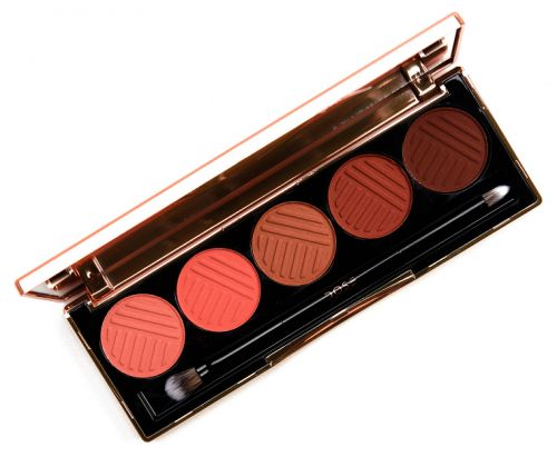 Dose of Colors Sassy Siennas Eyeshadow Palette Review, Photos, Swatches