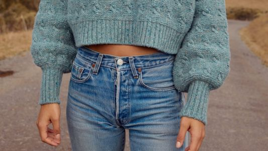 Whitney Only Wants to Wear Cropped Sweaters Now
