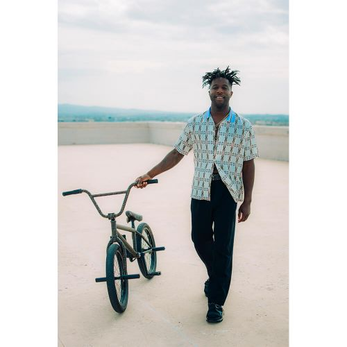 Nigel Sylvester is the BMX Virtuoso Starring In the Latest Fendi Project