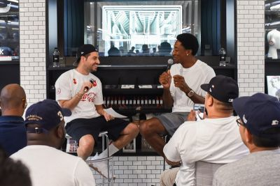 Ronnie Fieg & Scottie Pippen Tease Upcoming Collaborative Nike Project