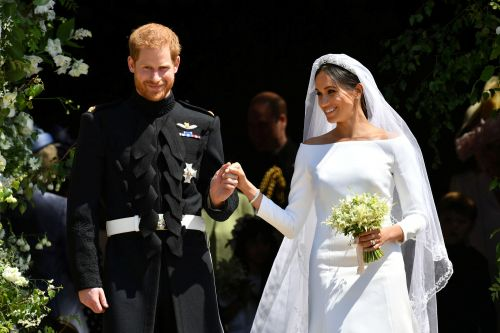 Meghan Markle's wedding dress will go on display at Windsor Castle