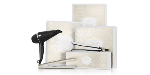 Make 2016 the year of good hair days: ghd arctic gold collection