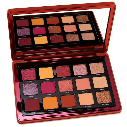 Natasha Denona Sunrise Eyeshadow Palette Makeup Look Ideas