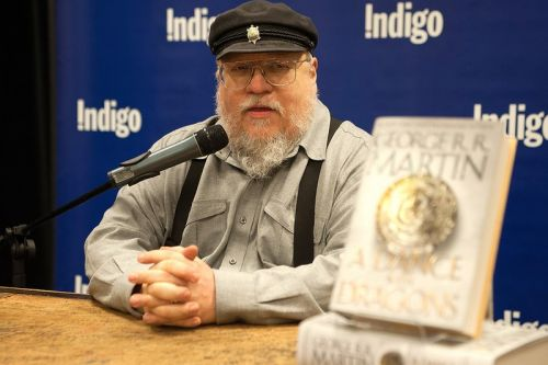 George R.R. Martin Says He Is in No Rush to Finish the 'Game of Thrones' Books