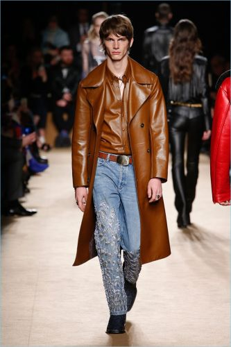 Roberto Cavalli Channels Western Style for Fall '18 Collection