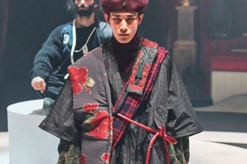 Jun Takahashi Reimagines Feudal Japan Fashion for UNDERCOVER FW20