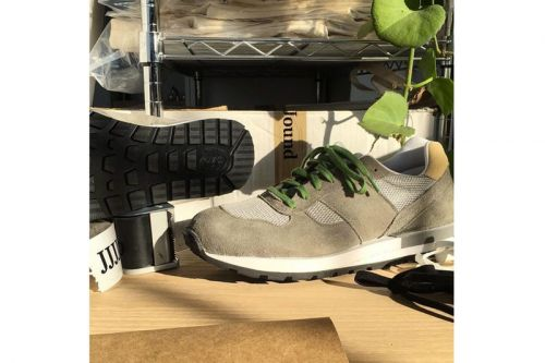 Justin R. Saunders Previews the Next JJJJound and Victory Sportswear Sneaker