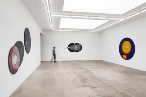 """Olafur Eliasson Explores """"The speed of your attention"""" in New LA Show"""