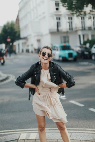 IN LONDON WITH REVOLVE