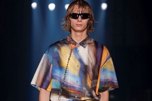 Heron Preston Creates Reinterpreted Tailoring on Paris Fashion Week Men's SS20 Runway