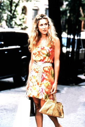 18 Summer Instagram Outfits Carrie Bradshaw Would Definitely Wear