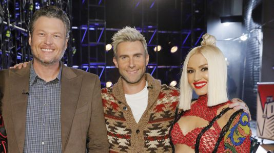 Adam Levine Won't Be on 'The Voice' Next Season, But Blake Shelton's Girlfriend Gwen Stefani Will!