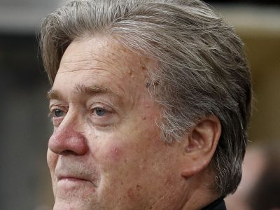 The Best Celeb Twitter Reactions To Steve Bannon's Ousting