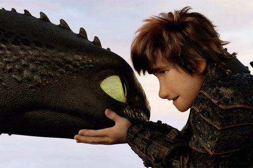 The third time is charming for 'How to Train Your Dragon'