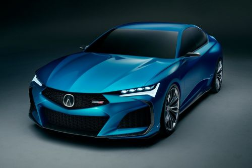Acura's Type S Concept Debuts at Monterey Car Week