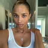 "Ciara Shared a Bare-Faced Selfie to Embrace ""the Real Me,"" and Wow, She's Gorgeous"
