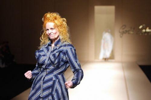 Yay! A new Vivienne Westwood film is coming next year