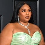 Lizzo Is Setting Trends Yet Again With Her New Green Jade Manicure