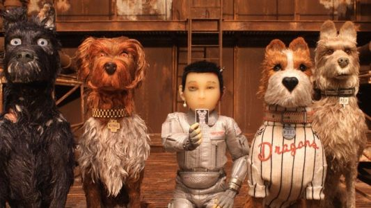 See a new exhibition on Wes Anderson's film Isle of Dogs