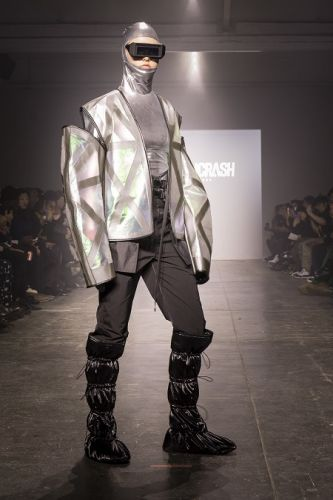 Seven Crash made its New York Fashion Show debut